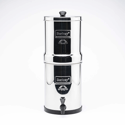 Berkeywater Travel Berkey Water Filter
